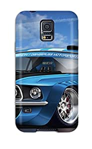 Excellent Design Muscle Car Case Cover For Galaxy S5 8115654K75695399