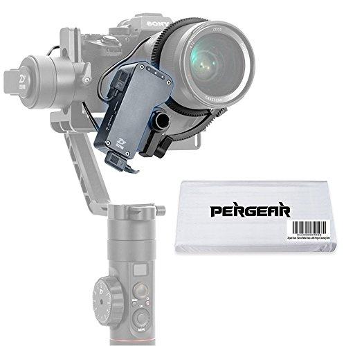 Zhiyun Crane 2 Servo Follow Focus Mechanical Supports Real Time Focus for All Camera Canon Panasonic Nikon Sony