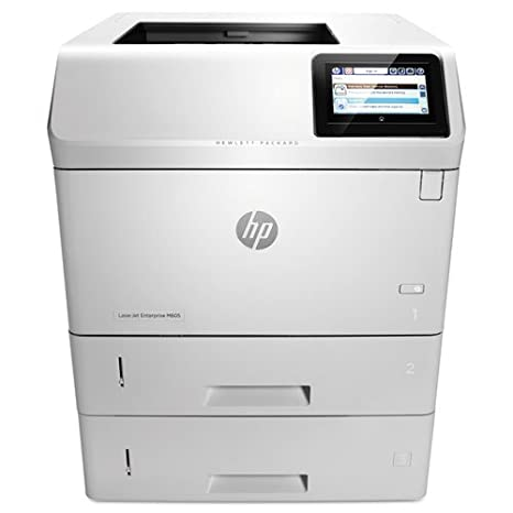 Amazon.com: HP LaserJet Enterprise M605 x impresora láser ...
