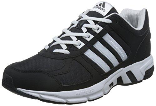Attrezzatura Da Uomo Adidas 10 M, Nero / Bianco Nero / Bianco