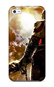 Iphone 5c KZkJzCl42FWwXX Video Game God Of War Silicone Gel Case Cover. Fits Iphone 5c