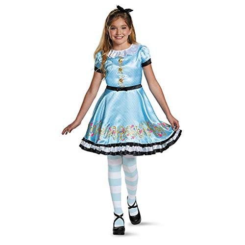 Ally Deluxe Descendants Wicked World Disney Costume, Small/4-6X -