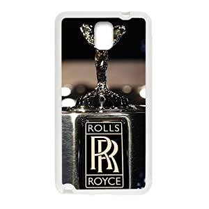 Cool-Benz rolls royce logo Phone case for Samsung galaxy note3