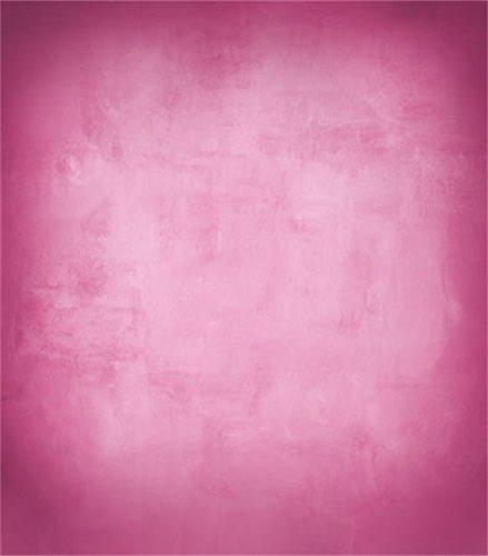Lfeey 09 X 15 M Vinile Sottile Fotografia Sfondo Rosa Chiaro Tinta