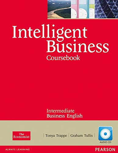 Intelligent Business Intermediate Course Book with Audio CD