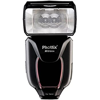 Phottix Mitros+ TTL Transceiver Flash for Canon (PH80371)