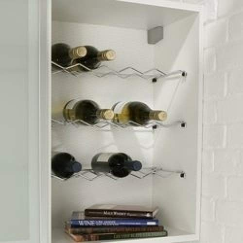 Wine Rack Single Shelf for 300mm Wide Cabinet HAFELE 08305