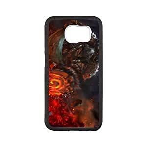 Dota2 EARTHSHAKER Samsung Galaxy S6 Cell Phone Case White 82You484074