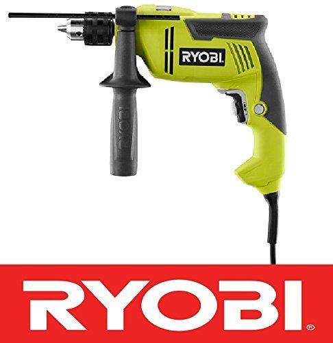 "Ryobi 1/2"" Inch Corded 5 Amp Variable Speed Hammer Drill HD4"
