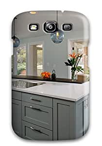 ZippyDoritEduard Scratch-free Phone Case For Galaxy S3- Retail Packaging - Family Gathering Island