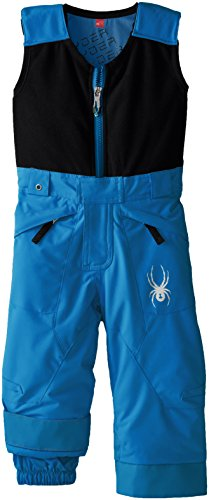 - Spyder Boys Mini Expedition Pant, 3, Electric Blue/Electric Blue