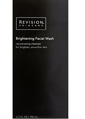 Revision Brightening Facial Wash - Anti-Aging Rejuvenating Cleanser 6.7oz Cleanses skin