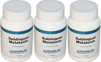 Image Unavailable. Image not available for. Color: Melatonin/Sublingual 3mg ...