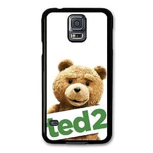 Ted I6O4WO5I Caso funda Samsung Galaxy S5 Caso funda Negro