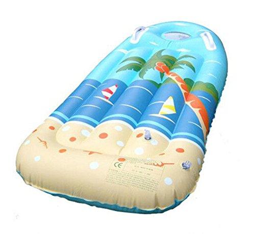 LQY Tabla De Surf Hinchable para Niños Inflable Barco Flotante Fila Playa Piscina Agua Juguete Esquí Acuático: Amazon.es: Hogar