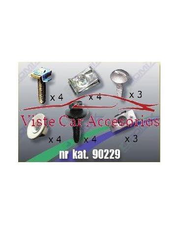 Rezaw Plast Tornilleria y Clips para Cubrecarter 90207
