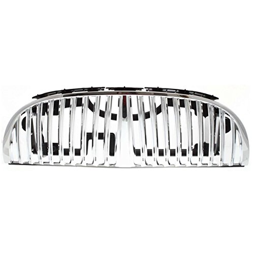 lincoln town car grill emblem - 6