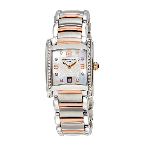 Frederique Constant Delight Mother of Pearl Diamond Ladies Watch 220WAD2ECD2B
