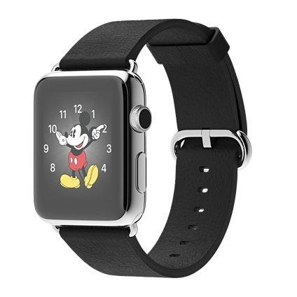 Apple Watch 42mm MLFA2J/A [ブラッククラシックバックル]