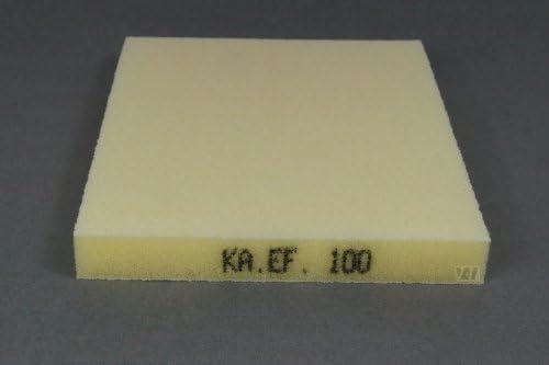 KA.EF 5 x Schleifschwamm Korn 220 P500 Schleifmatte Schleifpad Vlies Schleif