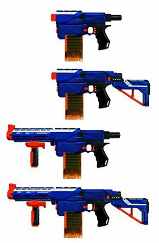 Elite Retaliator Nerf Pack Free Frustration Confezione Hasbro 5j34cAqRL