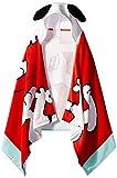 Peanuts Classic Cotton Kid's Bath/Beach/Pool Hooded Towel Cape