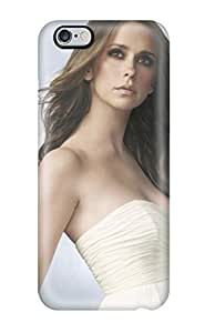 Excellent iphone 5/5s Case Tpu Cover Back Skin Protector Jennifer Love Hewitt 26