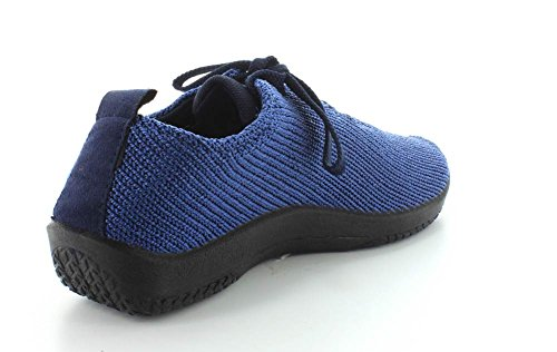 Knit Denim Arcopedico Tie Oxford LS Womens qggtw17
