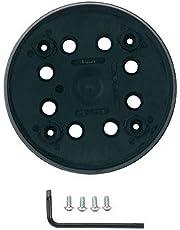 Bosch Professional sliprondell (Ø 125 mm, medelhård, med kardborre, tillbehör till excenterslip PEX 270 A/PEX 270 AE)