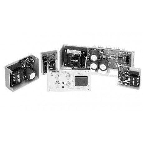 12V@3.4A; 100-264V in; Open Frame; Panel Mount; Linear Power Supply; AC-DC; 12V@3.4A Bel Power Solutions HCC15-3-AG