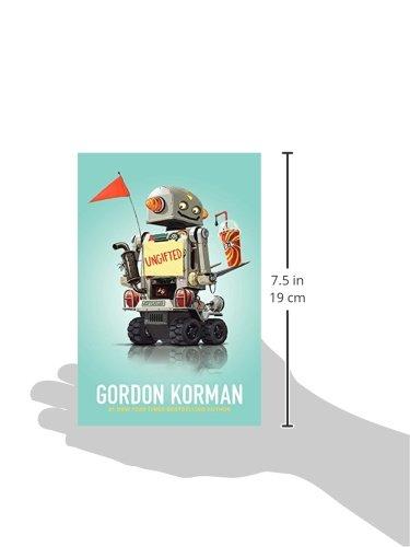 Ungifted gordon korman 9780061742675 amazon books fandeluxe Images