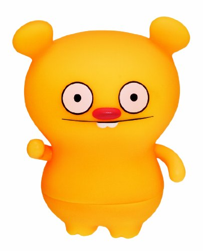 UglyDoll Series 2 Trunko Yellow Action Figure from Uglydoll