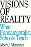 Visions of Reality, Albert J. Menendez, 0879758023