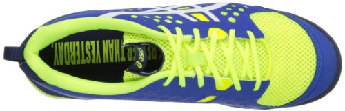 Asics Gel-Fortius TR Maschenweite Cross-Training Flash Yellow/White/Royal Blue