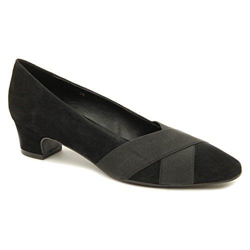 Toe Closed 0 Orsay Womens VANELi UK Pumps US D 10 Black 8 Size Allure qZR1ExH