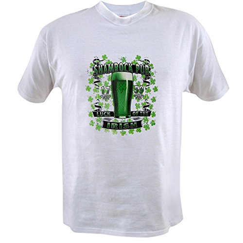 Royal Lion Value T-Shirt Shamrock Pub Irish St Patrick's Day - Small