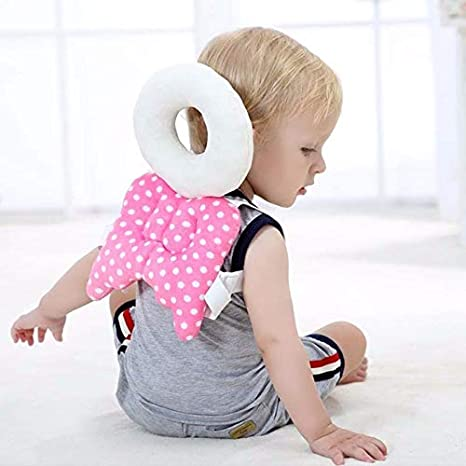 Cute Baby Angel Helmet Infant Toddler Walking Safety Head Protection Headguard