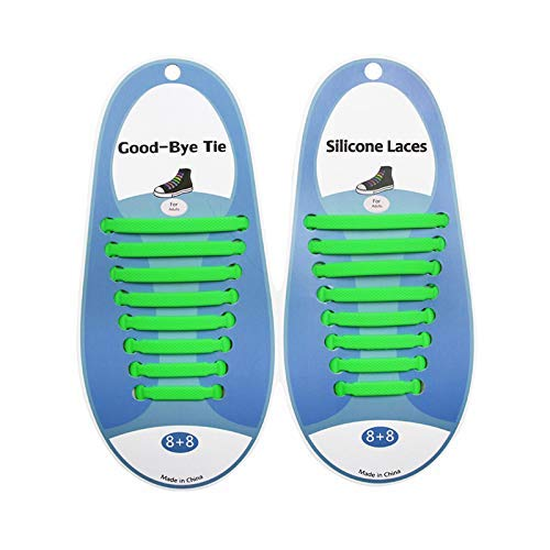 Silicone Tieless Lazy Shoe Laces