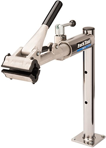 Park Tool Deluxe Bench Mount Repair Stand with 100-3C clamp One Color, One Size by Park Tool