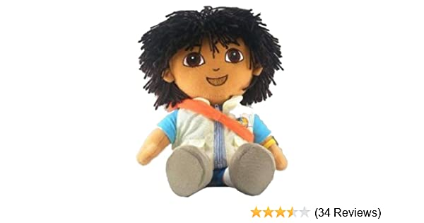Amazon.com: Go Diego Doll Rescue Backpack 14