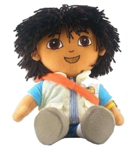 [해외]Go Diego 인형 구조 백팩 35.6cm 플러시 인형 [장난감] / Go Diego Doll Rescue Backpack 14 Plush Doll [Toy]
