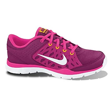 Amazon.com  Nike Red Flex Trainer 3 Cross-Trainers - Women  Everything Else 762b5160cd54