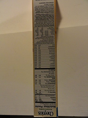 General Mills Cheerios Ancient Grains Cereal (Pack of 3)