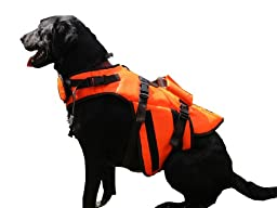 ABO Gear Aussie Naturals Life Jacket for Pets, XX-Small