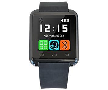 Smartwatch con Pantalla LCD de 1,44