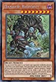 Yu-Gi-Oh! - Danger! Bigfoot! - CYHO-EN082 - Secret Rare - 1st Edition - Cybernetic Horizon