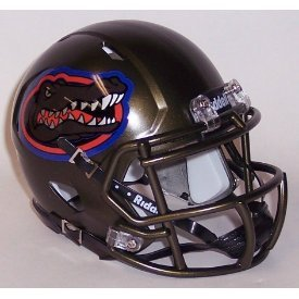 Florida Gators Riddell Mini Helmet - Florida Gators NCAA Mini Speed Football Helmet NEW 2017 Swamp Green