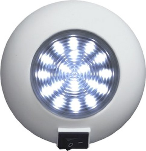 - 5001559 SeaSense Surface Mount 18 LED Super Bright Light - White