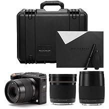 Hasselblad X1D-50c Medium Format Mirrorless Digital Camera & Lenses Field Kit (