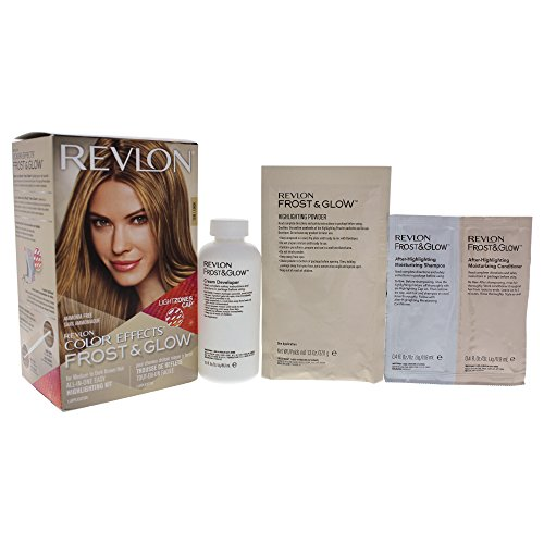 Revlon Colorsilk Color Effects Frost and Glow Highlights, Honey, 1 ()